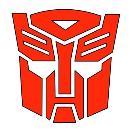 425x425 Awesome Transformer Clipart