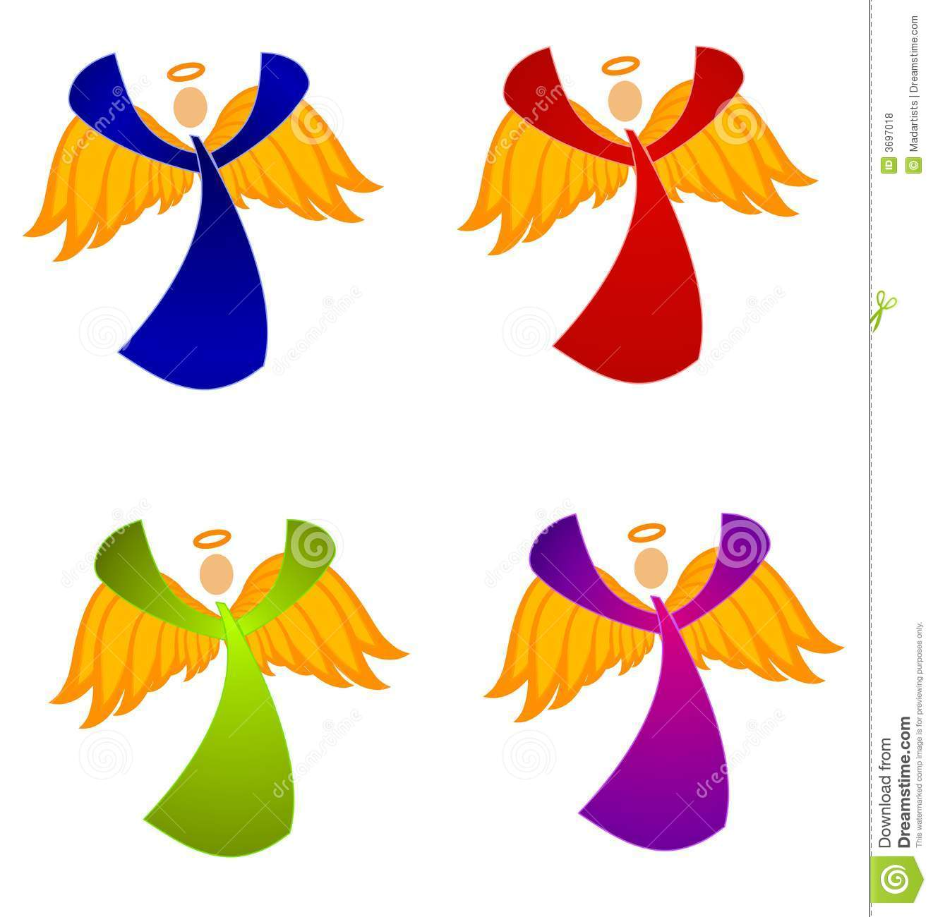 1322x1300 Christmas Angels Clipart