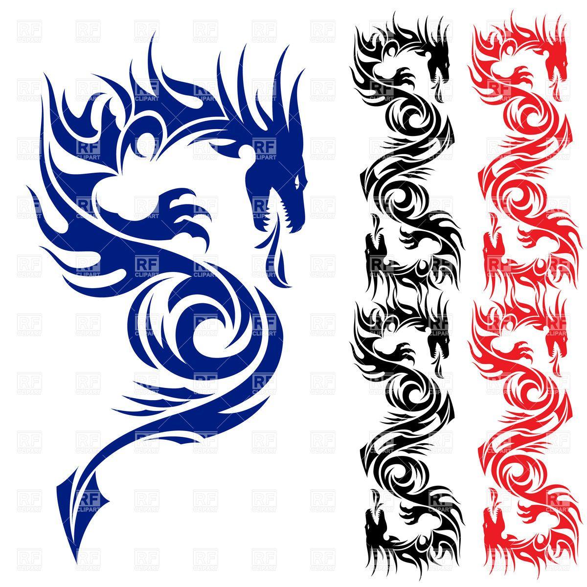 1200x1200 Asian Dragon