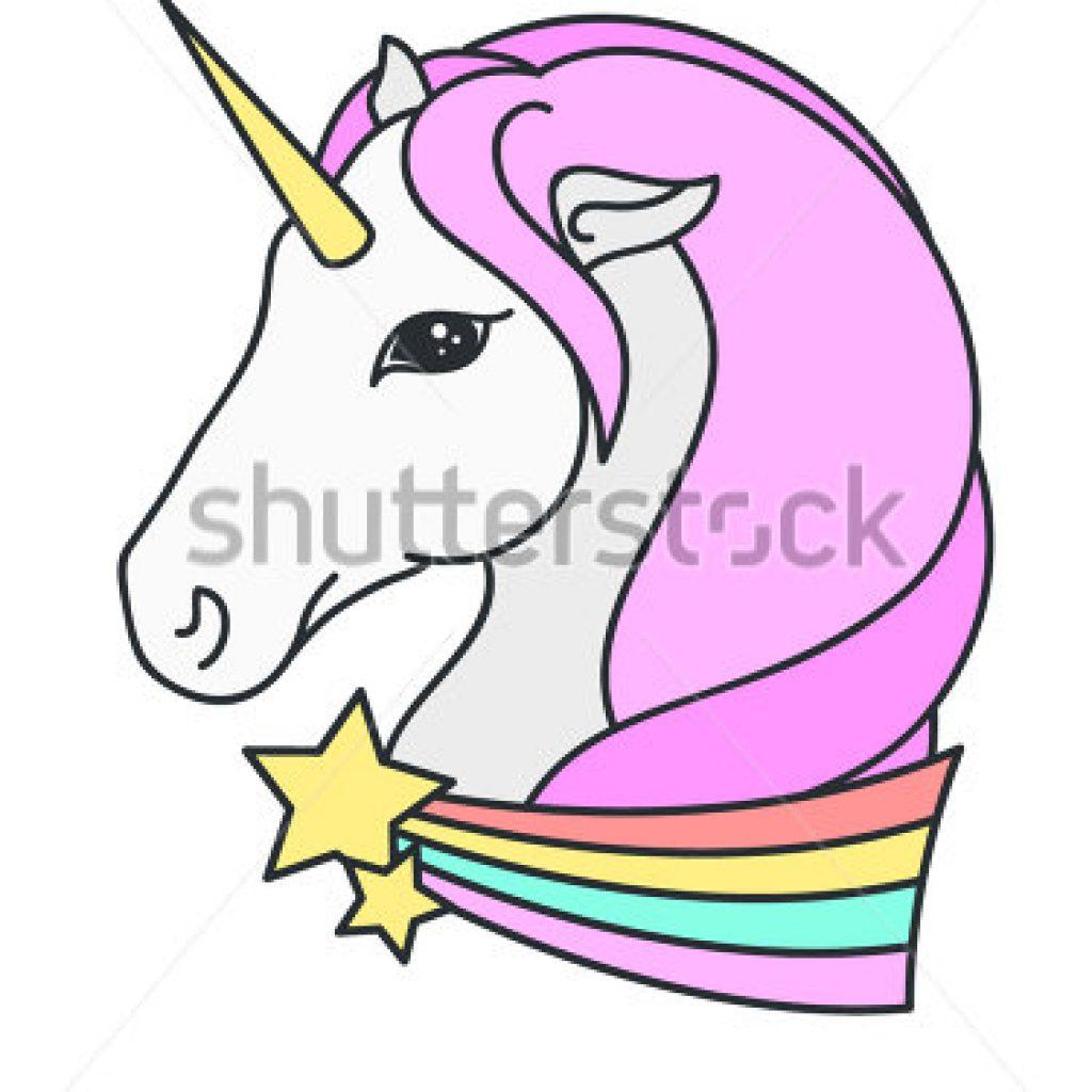 1024x1024 Unicorn Head Clipart Sun Clipart