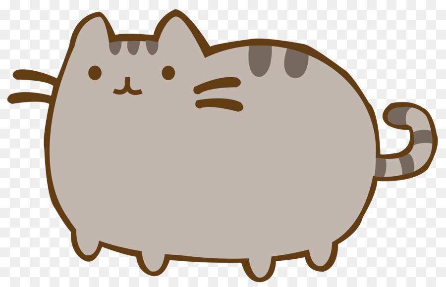 900x580 Cat Pusheen Felidae Female Clip Art