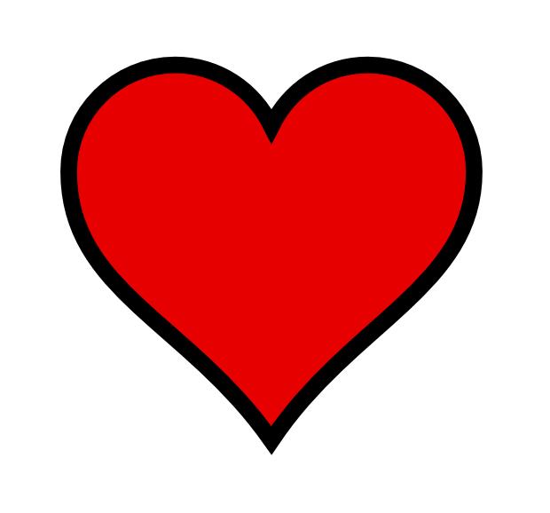 620x578 Free Valentine Faces Clipart