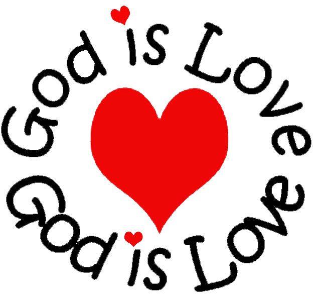 626x585 Gods Love Never Fails A True Valentine Clipart