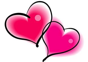 311x220 Pleasurable Free Pictures Of Valentine Hearts Images