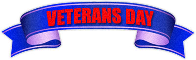 400x123 Free Veterans Day Clipart
