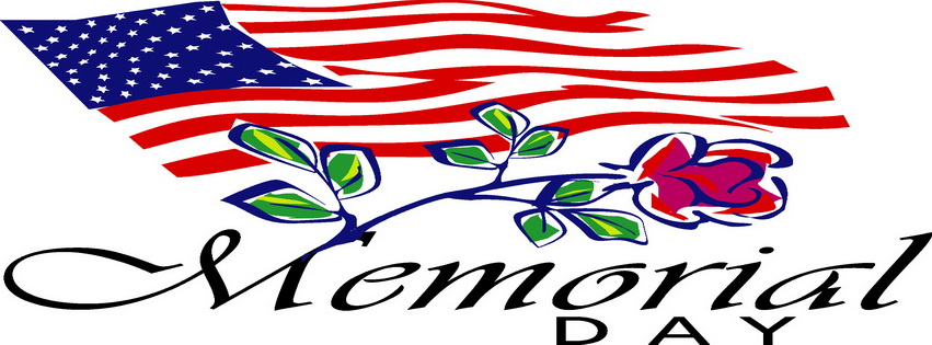 851x315 Free Memorial Day Clipart S