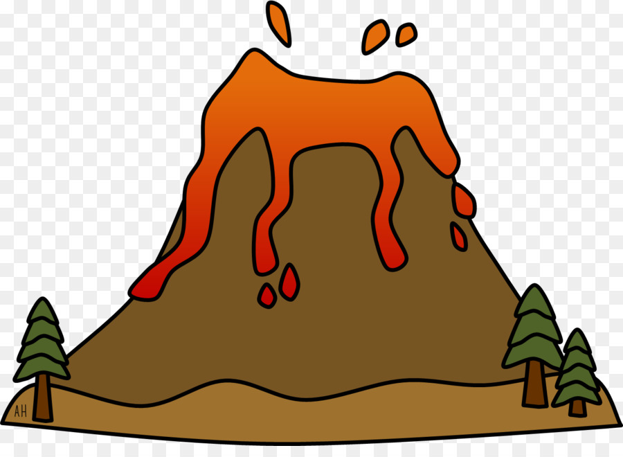 free volcano clipart at getdrawings com free for personal use free rh getdrawings com clipart volcano clipart volcano black and white