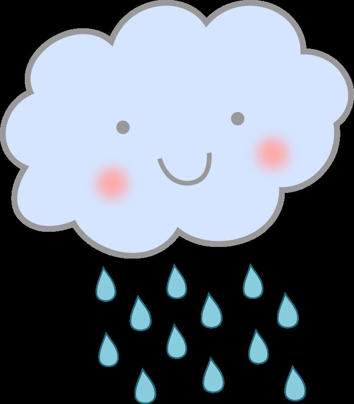 700x800 Raining Weather Clipart