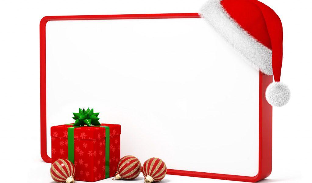 1024x600 Free Christmas Clipart Borders And Frames Christmas Clip Art