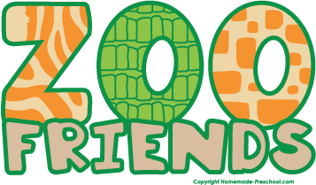 357x209 Free Zoo Clipart