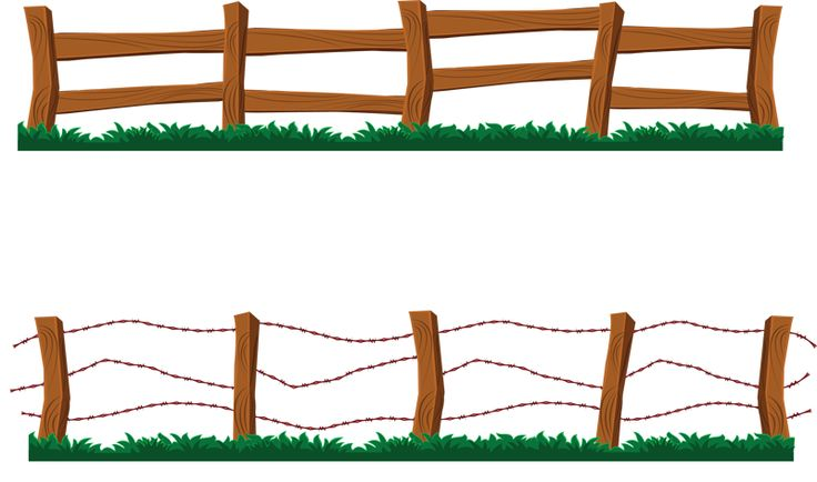 736x434 Collection Of Zoo Fence Clipart High Quality, Free Cliparts