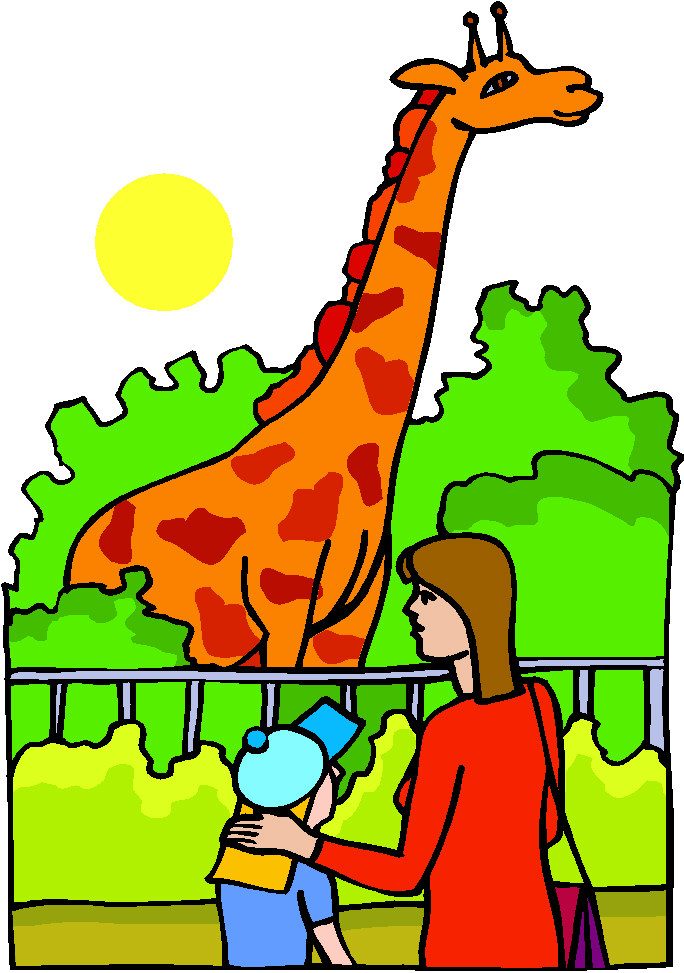 684x973 Zoo Clipart Free Images 6