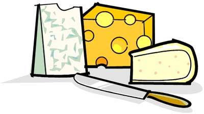 400x223 French Cheese Clipart