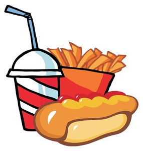 285x300 French Fries Clipart Chip