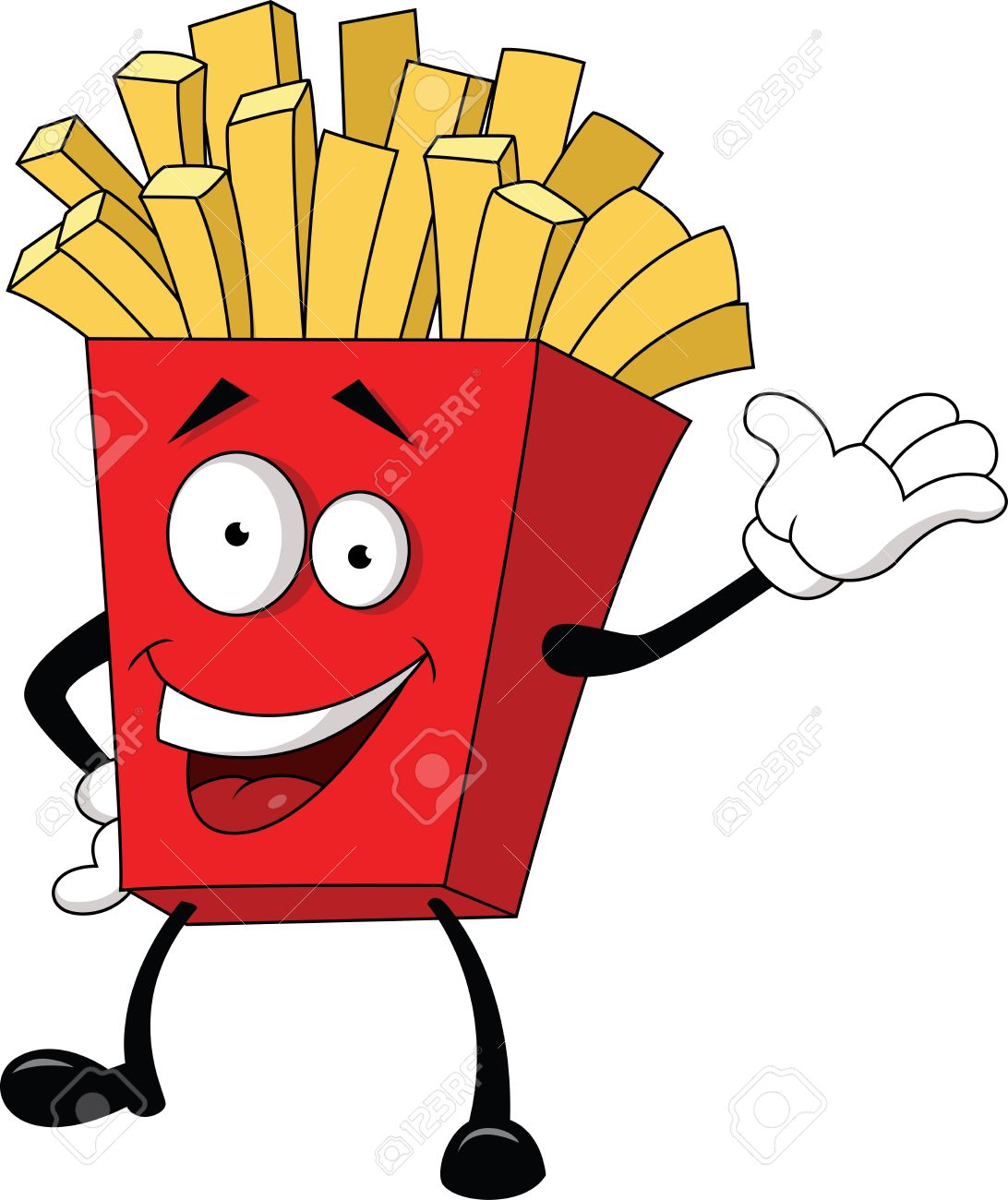 1092x1300 French Fries Clipart Fried Potato
