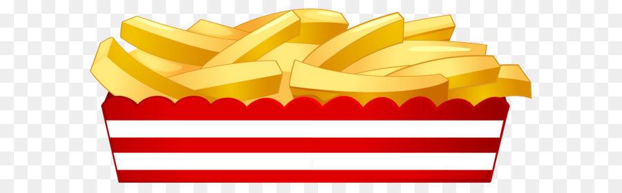 900x280 Hamburger Mcdonald's French Fries Fast Food Clip Art