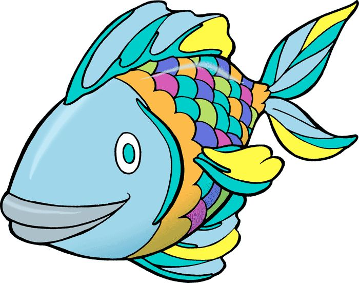 Freshwater Fish Clipart