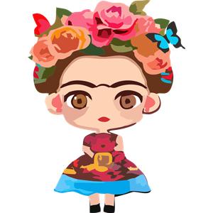 300x300 Frida Kahlo 4 Clipart, Cliparts Of Frida Kahlo 4 Free Download