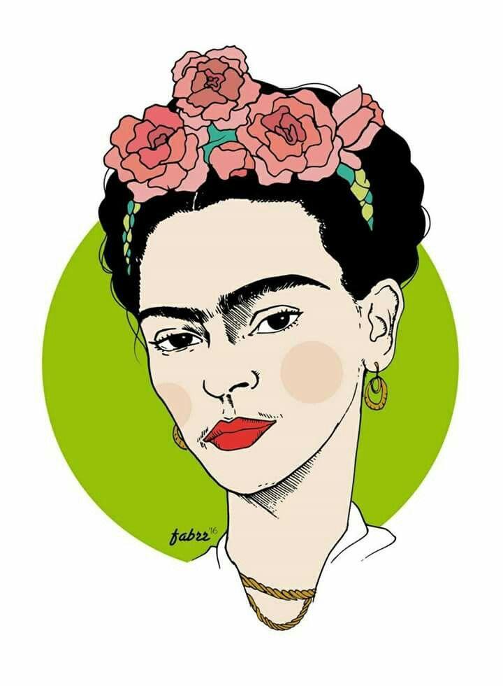 720x981 Frida Kahlo Clipart Amp Frida Kahlo Clip Art Images