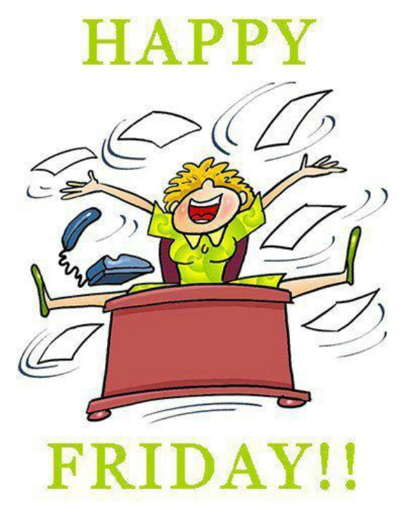 574x720 Friday Clipart Funny