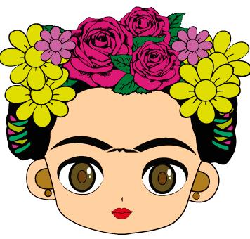 356x340 Resultado De Imagen Para Frida Kahlo Dibujo Caricatura Isabel