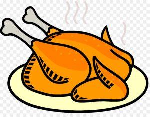 300x233 Chicken Leg Clipart Roast Chicken Chicken Leg Barbecue Chicken