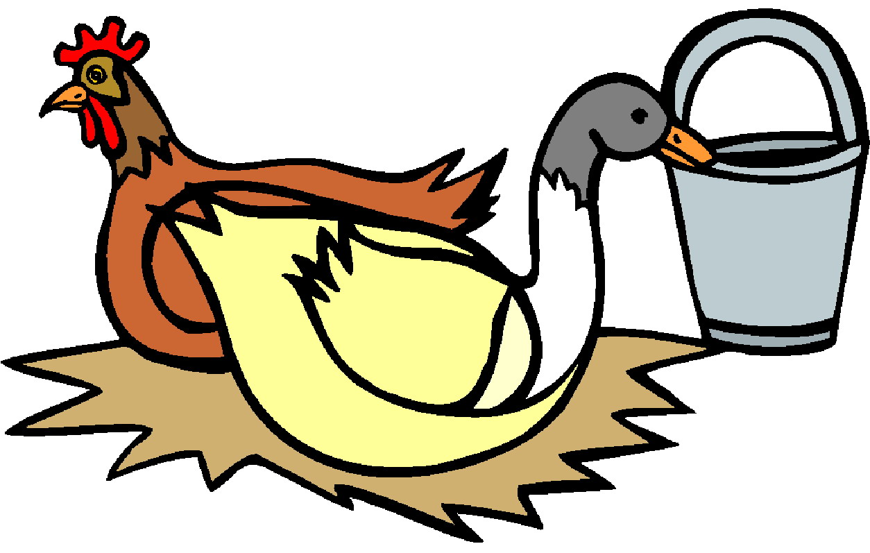 1254x797 Chickens Clip Art 5