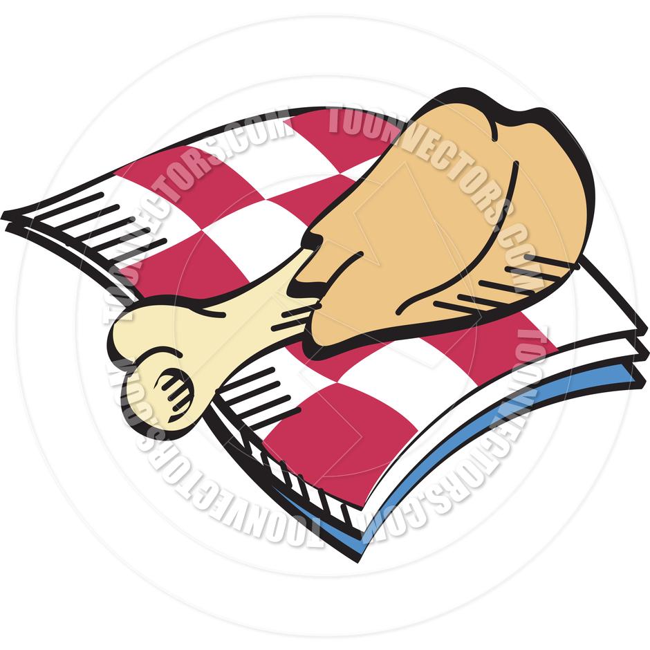 940x940 Cartoon Fried Chicken Clipart