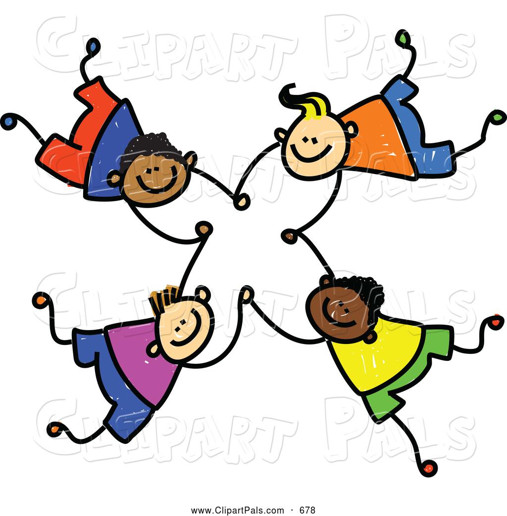 1024x1044 Girl Scout Friendship Circle Clip Art