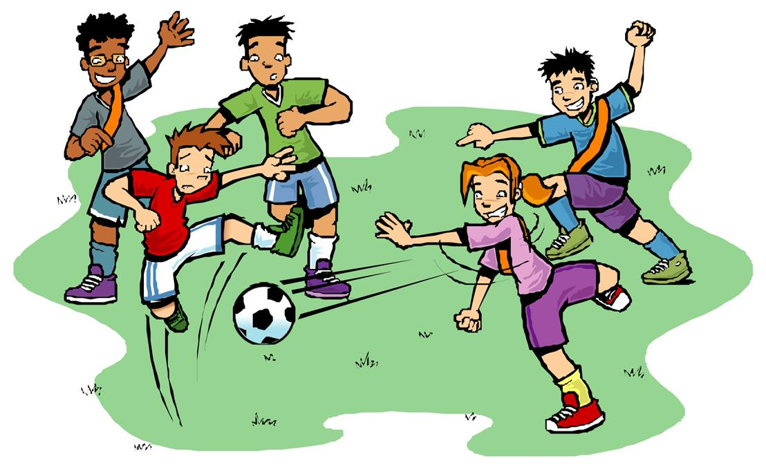 1108x677 Collection Of Friends Playing Sports Clipart High Quality