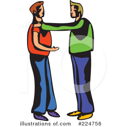 400x420 Friendship Clipart