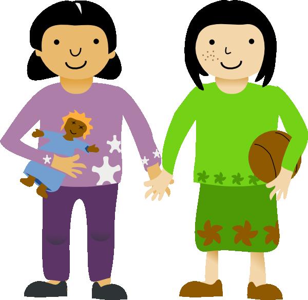 600x584 Friendship Clipart Teaching Lds Children