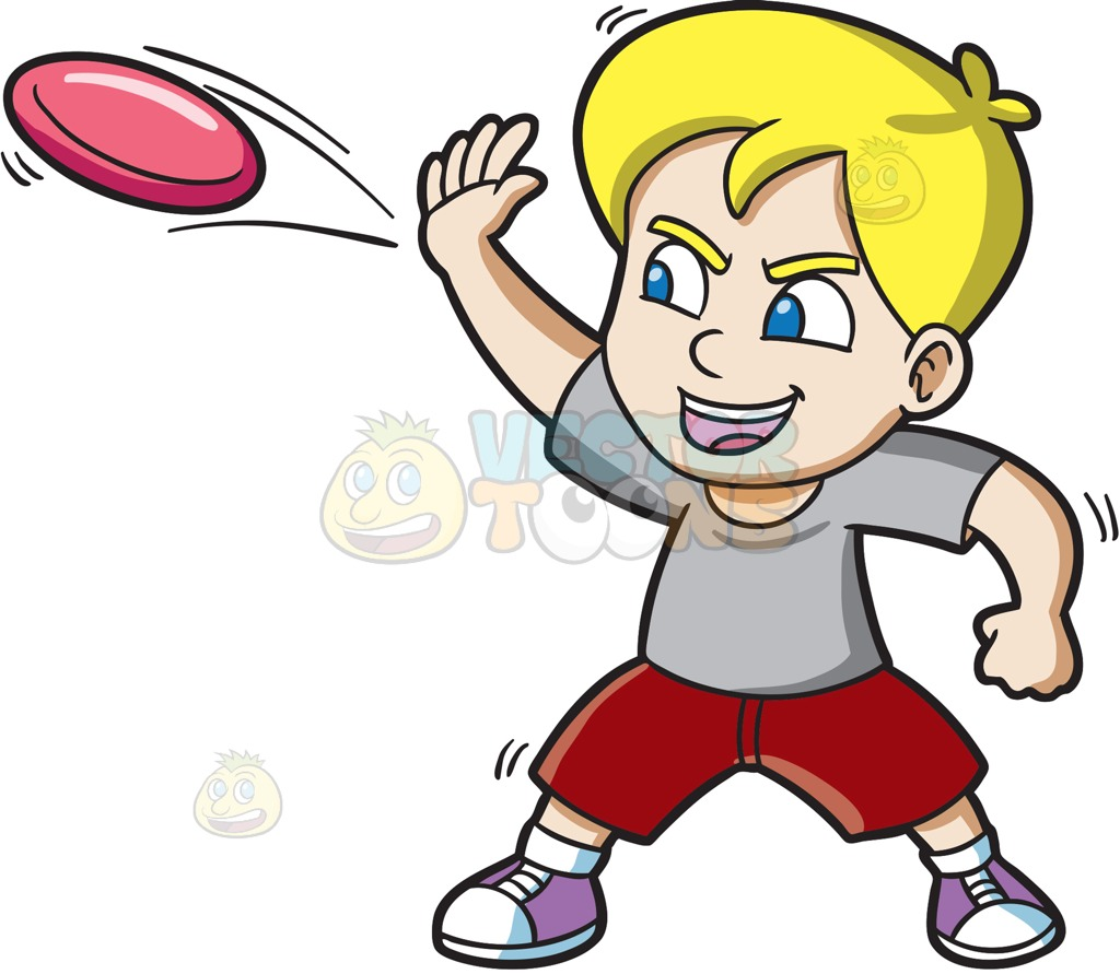 Frisbee Clipart