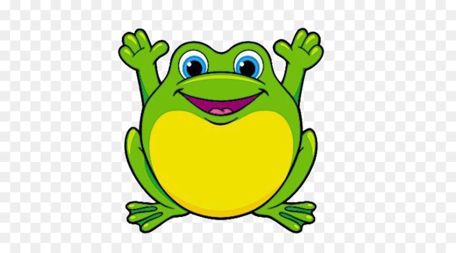 900x500 Frog Clip Art
