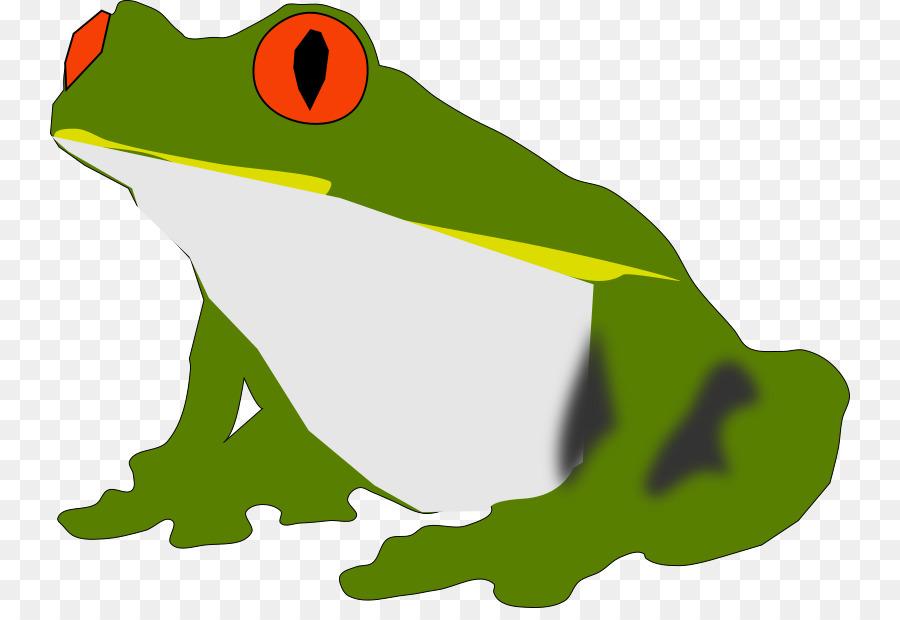 900x620 Frog Clip Art