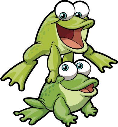 391x423 Sea Toad Clipart