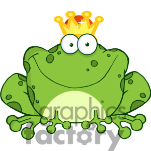 300x300 Toad Clipart Frog Prince
