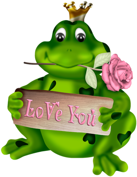 465x600 Dcd Prch Frog Prince.png Frogs, Books And Clip Art