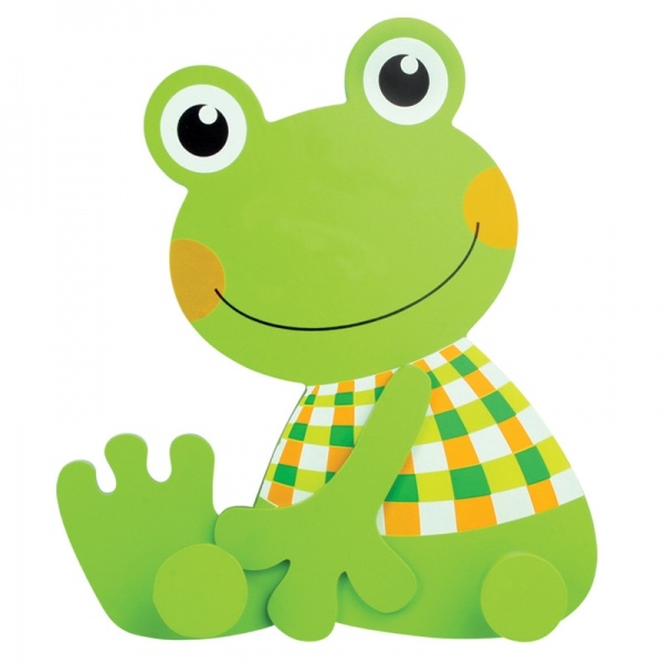 Frog Cartoon Clipart