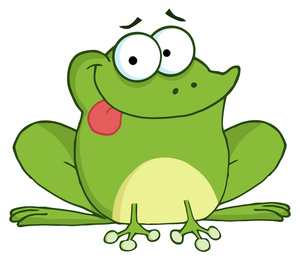 300x260 Free Frog Clipart Image 0521 1102 1611 4010 Frog Clipart