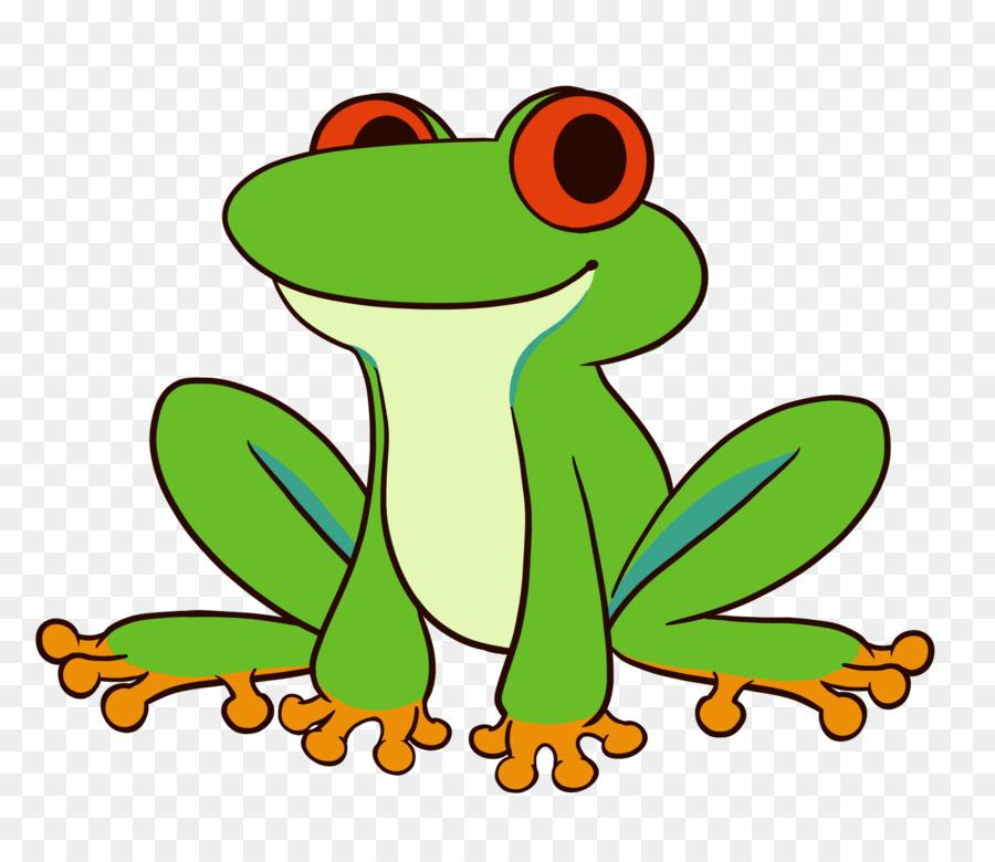 900x780 Frog Animation Clip Art