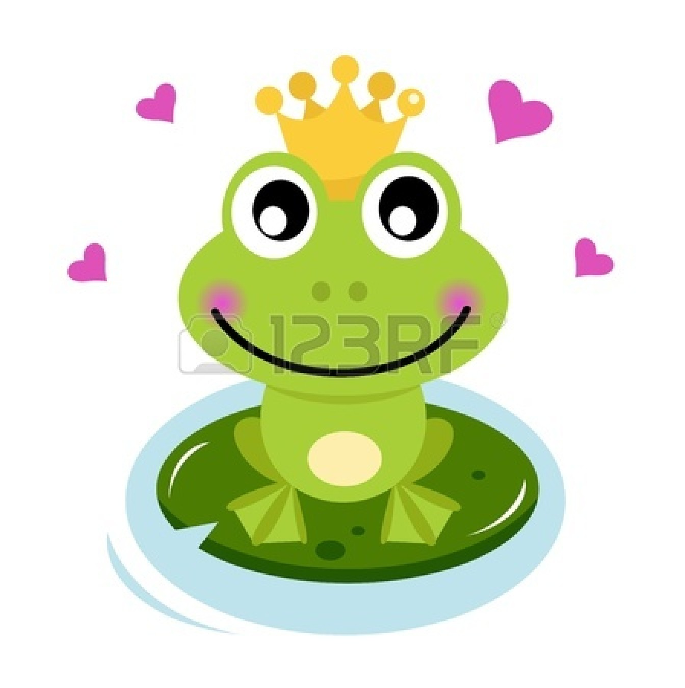 1344x1350 Baby Frog Clipart