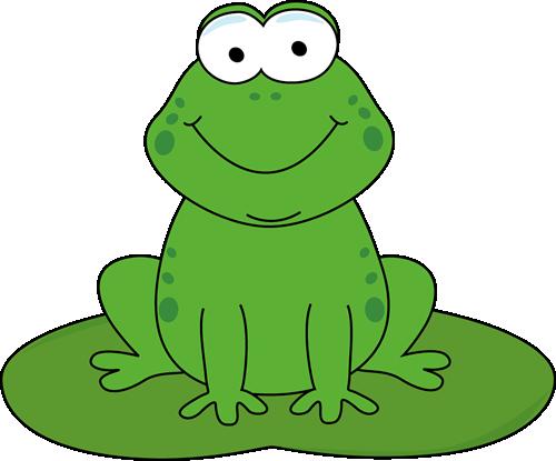 500x415 Frog Clip Art