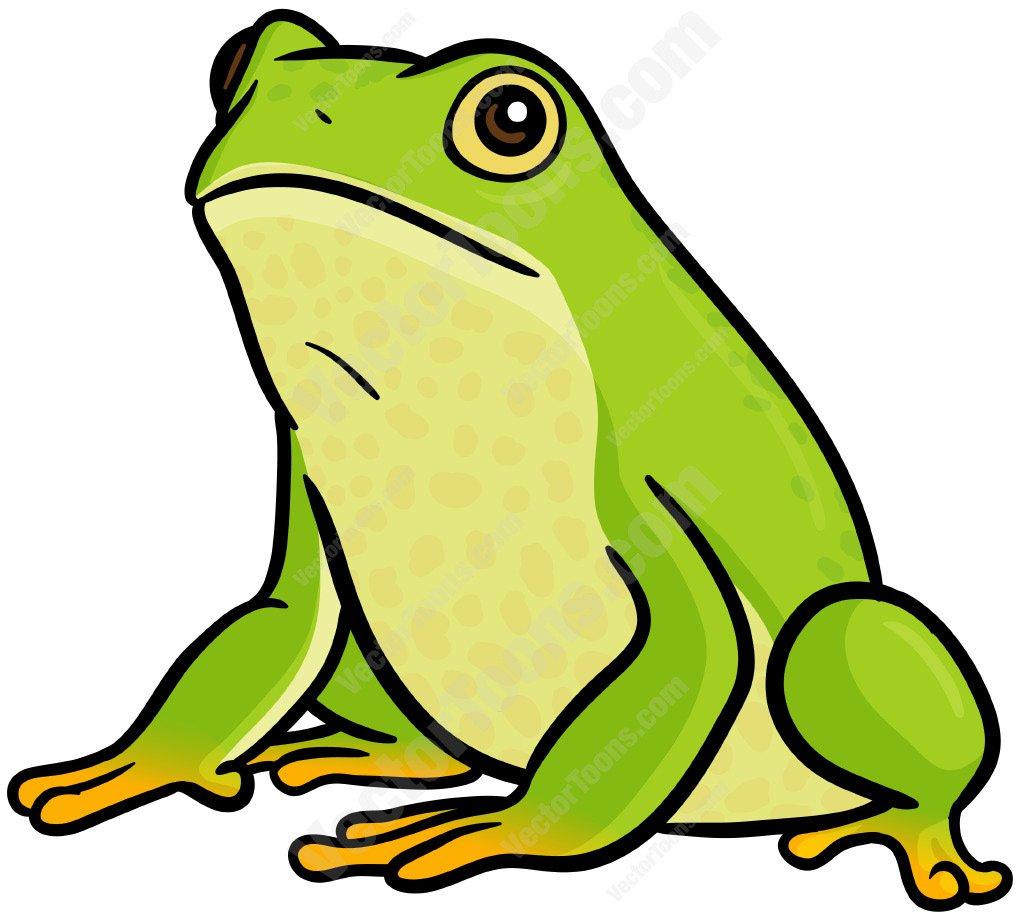 Frog Cartoon Clipart at GetDrawings | Free download