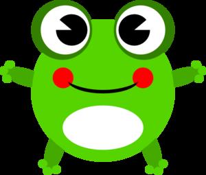 300x255 Frog 12 Clip Art