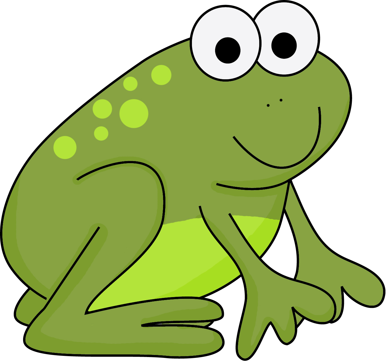 1321x1238 Frog Clipart For Kids Frog And Toad Clipart 3
