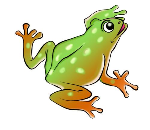 frog clipart for kids at getdrawings com free for personal use rh getdrawings com Cute Frog Clip Art Frog Outline
