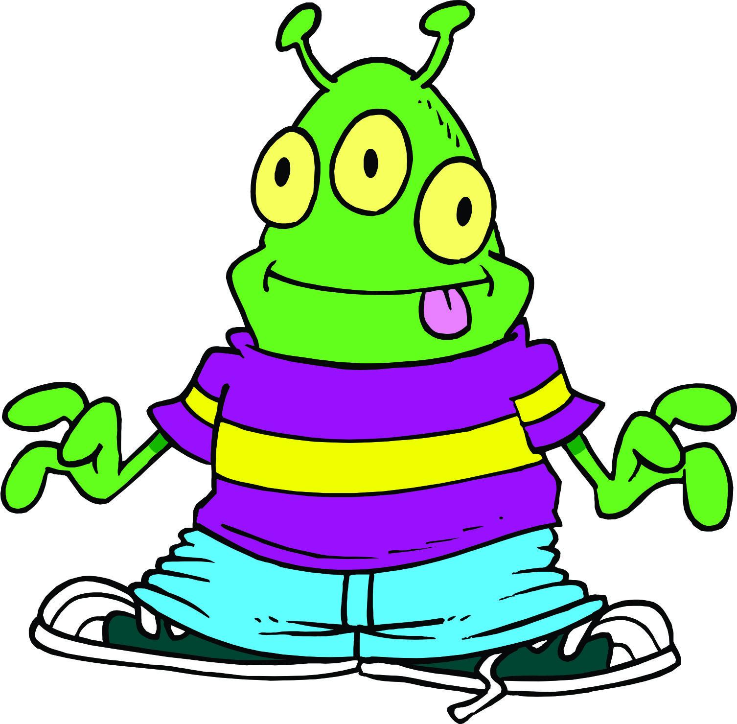 1506x1479 Simplified Cartoon Pictures Of Aliens Free Alien Cartoons Download