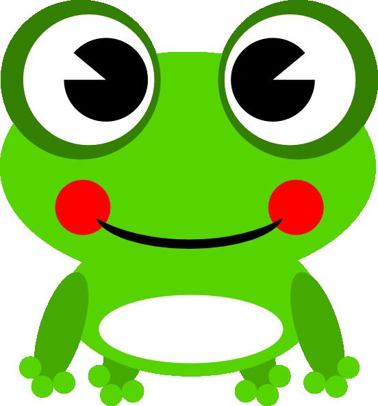 552x594 Cute Frog Prince Clipart Clipart Panda