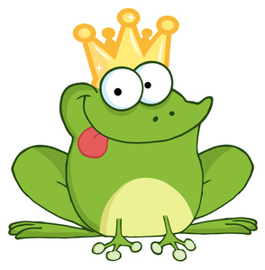 294x300 Free Prince Charming Clipart Image 0521 1102 0812 4133 Frog Clipart
